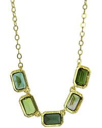 Ila Afet Green Tourmaline Necklace