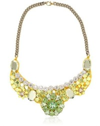 Broche Green Necklace