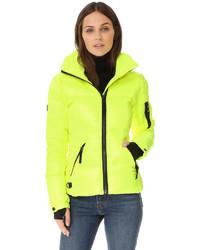 Green-Yellow Outerwear