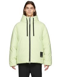 Oamc Green Down Lithium 20 Jacket