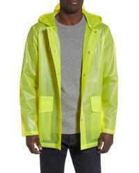 Rains Hooded Rain Jacket