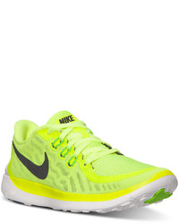 Nike Boys Free 50 Running Sneakers From Finish Line