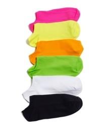 Hue Socks Neon 6 Pack