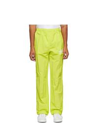 Nike Green Stussy Edition Nrg Beach Track Pants