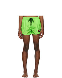Diesel Green Bmbx Sandy Swim Shorts
