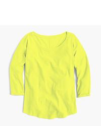 J.Crew Vintage Cotton Dolman T Shirt