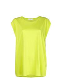 MSGM Loose Fit T Shirt
