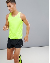 New Balance Running Accelerate Vest In Yellow
