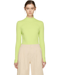 Nomia Green Jersey Pullover