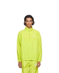 Nike Green Stussy Edition Nrg Windrunner Jacket
