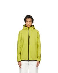 Moncler Yellow Darc Jacket