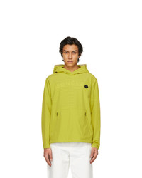 Moncler Yellow Escalle Jacket