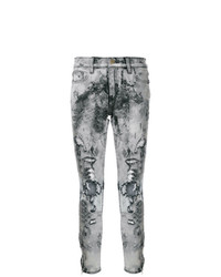 Thrasher distressed skinny jeans medium 7704350