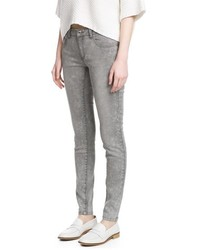 Mango Outlet Super Slim Fit Pepper Jeans