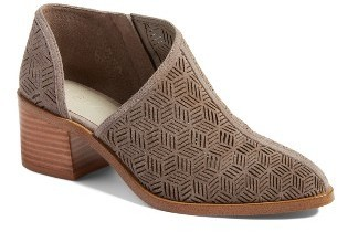 564b0de2279 ... 1 STATE 1state Iddah Perforated Cutaway Bootie ...