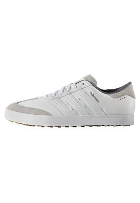 adidas adicross v scarpe da golf calzature bianche / gomma dove
