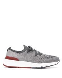 Brunello Cucinelli Fine Knit Sneakers