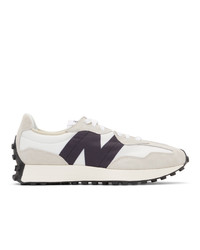 New Balance Grey 327 Sneakers