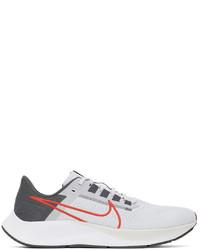 Nike Grey Air Zoom Pegasus 38 Sneakers
