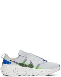 Nike Grey Crater Impact Sneakers