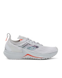New Balance Grey Fuelcell Speedrift Energystreak Sneakers