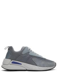 Diesel Grey S Serendipity Sneakers