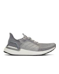 adidas Originals Grey Ultraboost 19 Sneakers