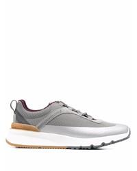 Brunello Cucinelli Metallic Low Top Sneakers