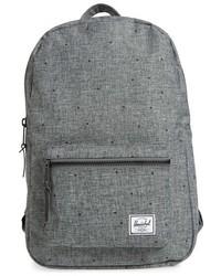Supply co settlet mid volume raven backpack black medium 793207