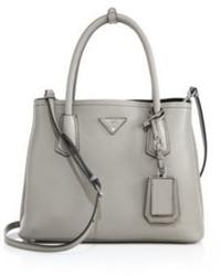 Prada Daino Small Double Bag