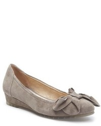 Me Too Martina Bow Ballet Wedge