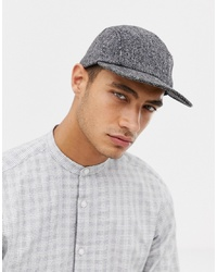 Selected Homme 5 Panel Twill Cap