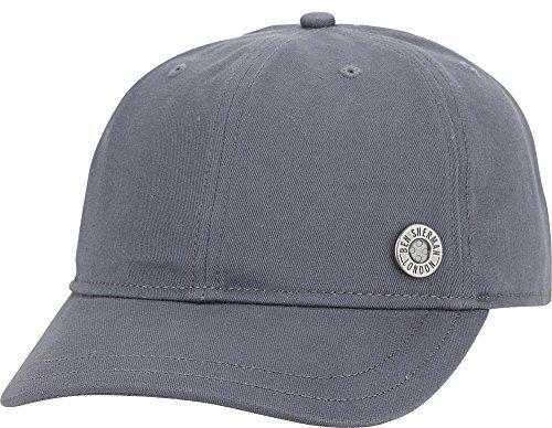 Vintage Baseball Cap. Grey Baseball Cap by Ben Sherman 826de854c65
