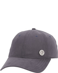 Ben Sherman Brushed Cotton Twill Baseball Cap Military Green Baseball Caps
