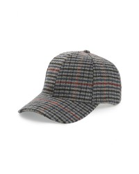 Nordstrom Men's Shop Check Ball Cap