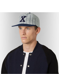 ... Ebbets Field Flannels Xalapa Chileros Appliqud Wool Baseball Cap ... 46f06a7070c