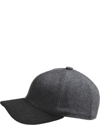 Gottmann Polo Baseball Cap Ear Flaps Wool Blend