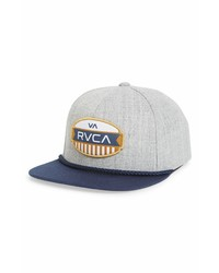 f197e01e11c7b Men's Grey Baseball Caps by RVCA | Men's Fashion | Lookastic.com