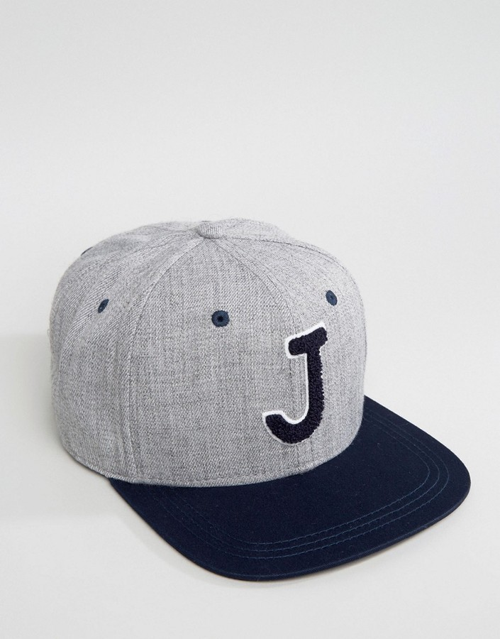 ... Jack and Jones Jack Jones Snapback Cap ... e6ed551c262