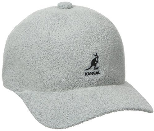 bd5d359b5ec888 Men's Fashion › Headwear › Baseball Caps › Amazon.com › Kangol › Grey Baseball  Caps Kangol Bermuda Spacecap