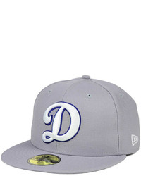New Era Los Angeles Dodgers Banner Patch 59fifty Cap
