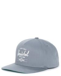 Supply co whaler snapback baseball cap black medium 801064