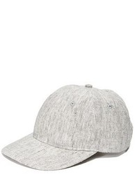 Wings + Horns Washed Linen 6 Panel Hat