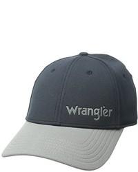 Wrangler Western A Flex Fit Navygrey Baseball Cap
