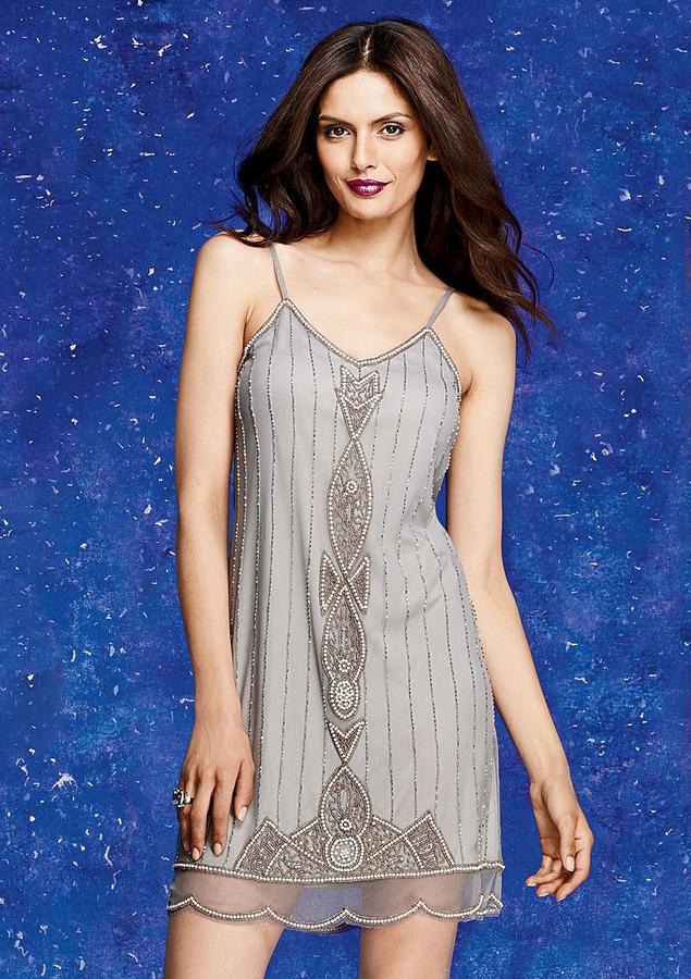 c1e7f96c73c5 Alloy Delilah Beaded Slip Dress, $92 | Alloy Apparel | Lookastic.com