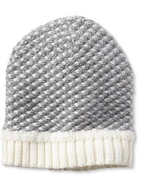 Banana Republic Textured Metallic Beanie