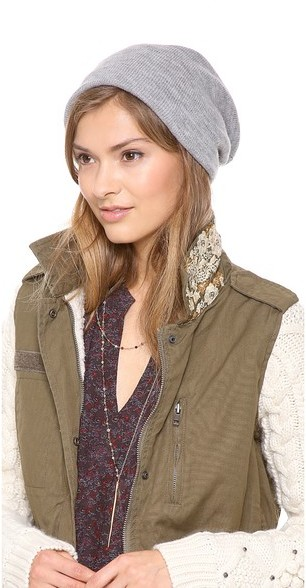 7a5281c4bd8 ... Plush Barca Slouchy Fleece Lined Hat ...