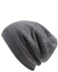 Barefoot dreams cozychic lite beanie black medium 1317168