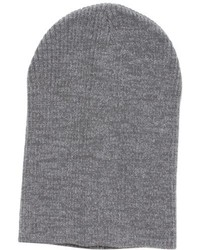 D&Y Basic Rib With Metallic Beanie