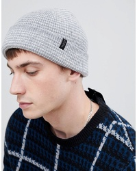 Selected Homme Beanie With Stripe Detail